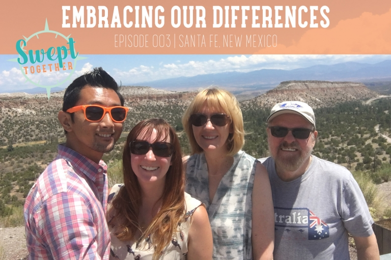 Swept Together Episode 3 Embracing Our Differences