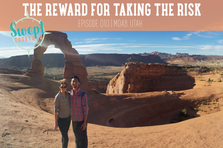 Swept Together Episode 10 The Reward for Taking the Risk