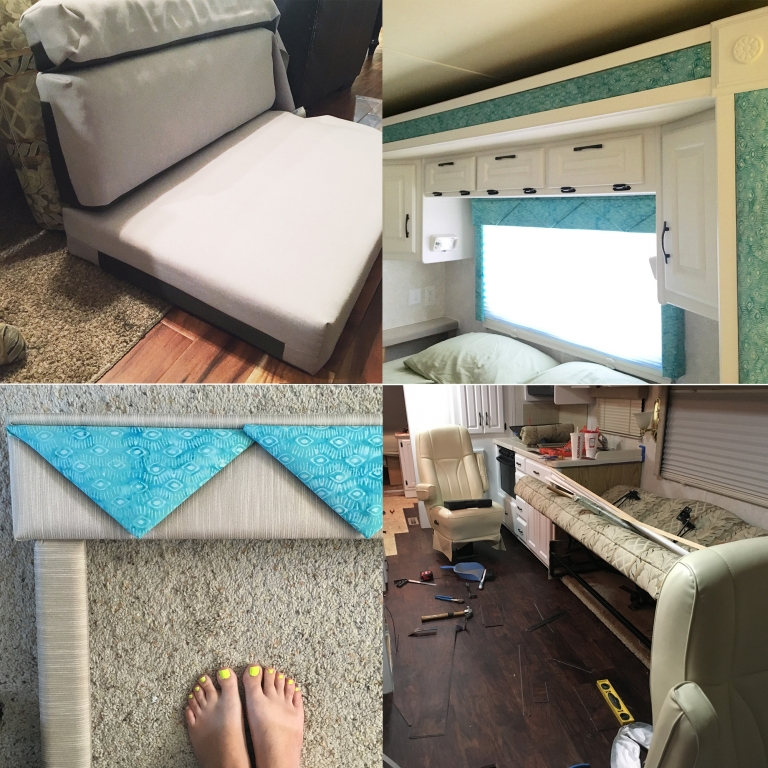 Swept Together RV Renovation Update