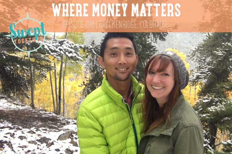 Swept Together Episode 16 Where Money Matters