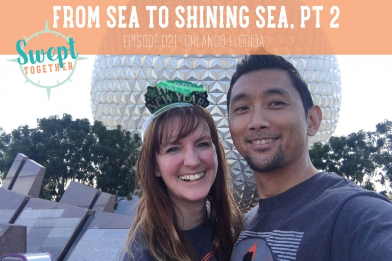Swept Together Episode 21 From Sea To Shining Sea Pt 2