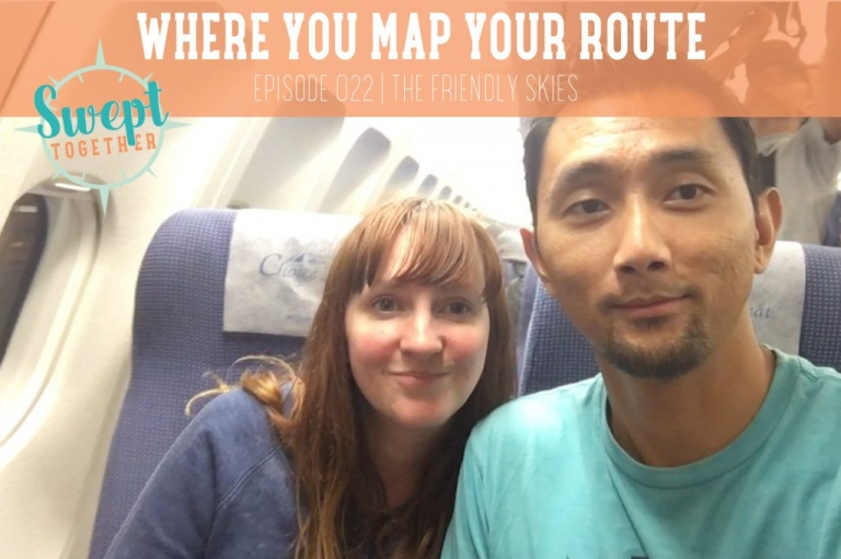 Episode 22 – Map Your Travel Route