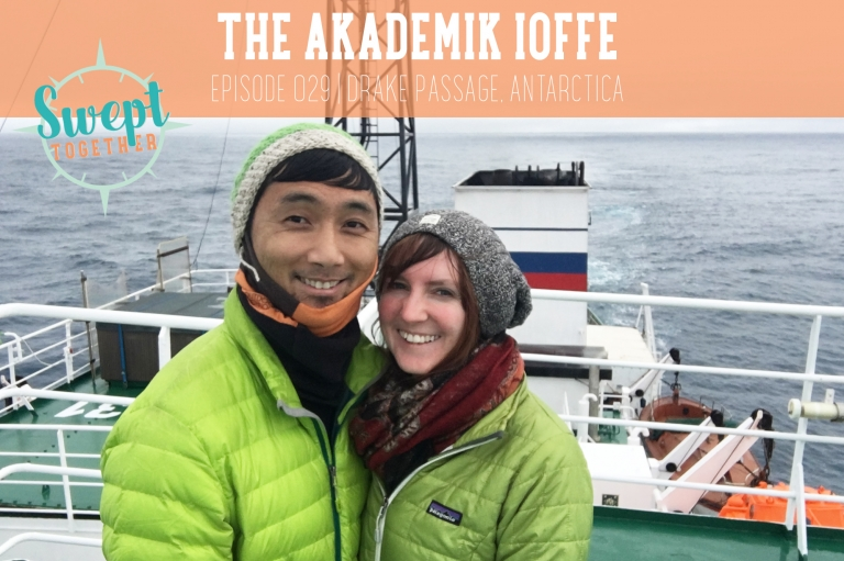 Swept Together Episode 29 The Akademik Ioffe