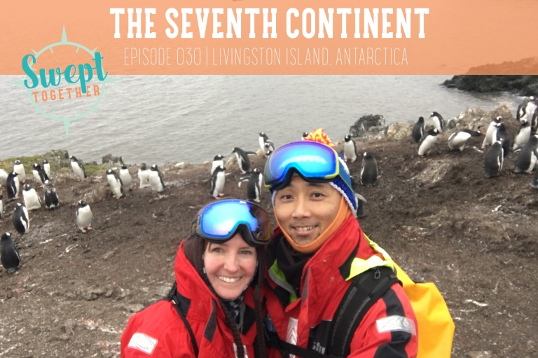 Swept Together Episode 30 The Seventh Continent
