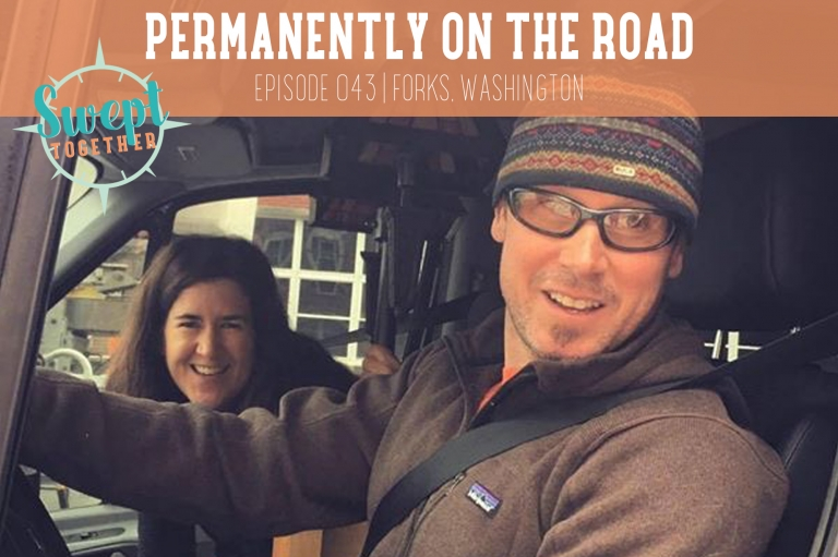 Swept Together Episode 43 Permanently On The Road