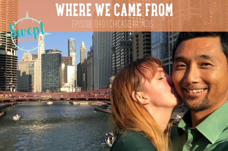 Swept Together Episode 49 Where We Came From